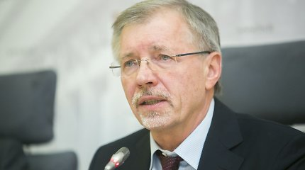Gediminas Kirkilas: Netrivojimas