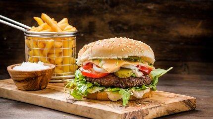 Prasideda nauja era: atidaryta pirmoji tokia mėsos gamykla pasaulyje