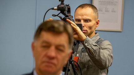 Etikos komisija: pataisos dėl draudžiamos informacijos kelia pagrįstą žurnalistų nerimą