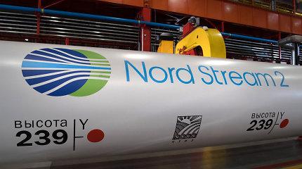"""""""Wintershall"""": """"Nord Stream 2"""" dujos gali pakeisti visą Vokietijos anglies energetiką"""