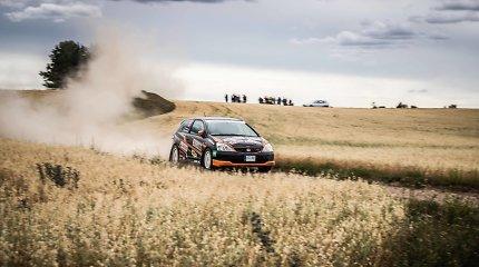 """Į Lazdijų rajoną žengiantis """"Gravel Fest Rally 2020"""" atidarys lietuviško ralio sezoną"""