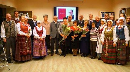 Išleista knyga apie Nepriklausomybės Akto signatarą Juozą Dringelį liudija jį buvus tikru Lietuvos patriotu