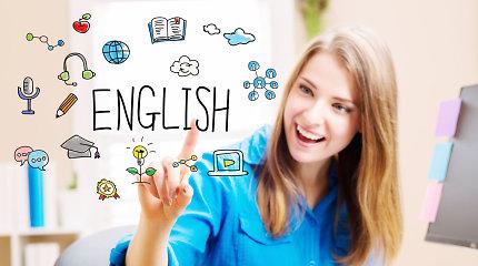 Anglų kalbos kursai – vaikams, paaugliams, suaugusiems