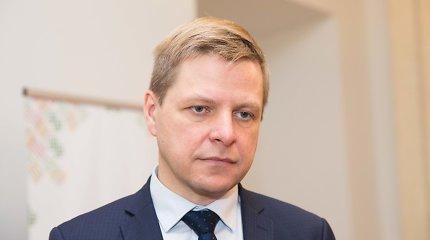 R.Šimašius skverui prie Rusijos ambasados siūlo Rusijos demokratijos pavadinimą