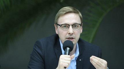 Valstybinio Šiaulių dramos teatro vadovo konkursą laimėjo Aurimas Žvinys