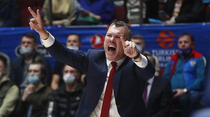 """Saldus Šaro triumfas: """"Real"""" sumindžiusi """"Barcelona"""" tapo Ispanijos čempione"""