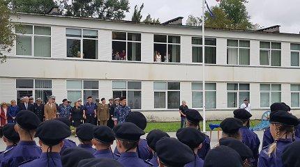 """Naujoji Klaipėdos kadetų mokykla susidūrė su iššūkiais: """"Čia ne perauklėjimo institutas"""""""