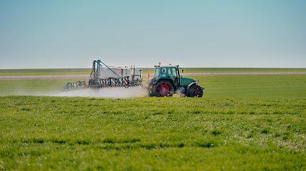 Baltarusijos žemės ūkis šiemet susitraukė beveik 5 proc.