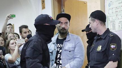 Sukčiavimu kaltinamam rusų režisieriui K.Serebrenikovui skirtas namų areštas