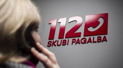 Pernai į numerį 112 skambinta 2 mln. kartų, bet pusei žmonių pagalbos nereikėjo