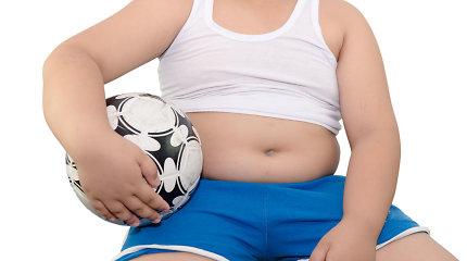 Dietologė: nutukimą lemia ne tik didelis kalorijų kiekis ir mažas fizinis aktyvumas