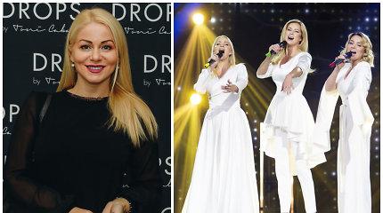 """""""La Forza"""" liko be trečios narės – Vaida Genytė pasitraukė iš garsių moterų grupės"""