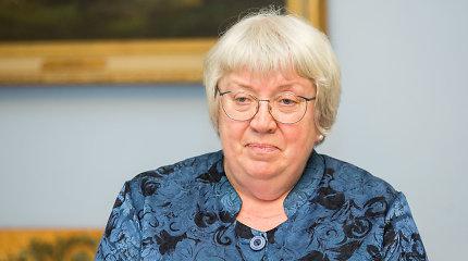 """Meno ir bažnyčios istorikė Irena Vaišvilaitė: """"Iššūkiai prilygsta krikščionybės pradžiai"""""""