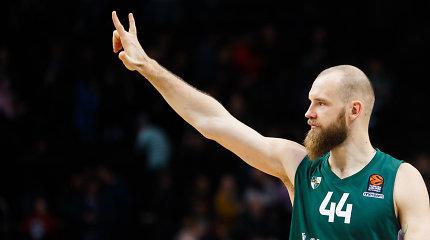 Antanas Kavaliauskas baigia krepšininko karjerą