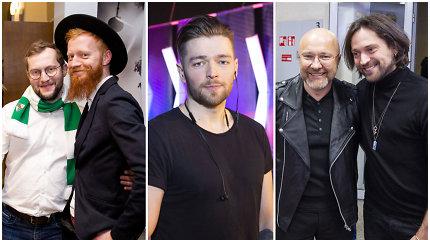 """Paskutinės akimirkos iki """"Eurovizijos"""" finalo: štai, kas vyko užkulisiuose"""