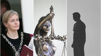 """Teisėjos ir """"paprasto"""" vyro skyrybų karas: ar teisėtai namas perimtas per karantiną?"""
