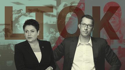 LTOK prezidentės(-o) rinkimų dvikovos II raundas apie pinigus: dramblys kambaryje, kurio niekas nemato