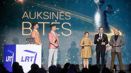 """Apdovanojimų """"Auksinės bitės 2019"""" akimirkos ir laimėtojai"""