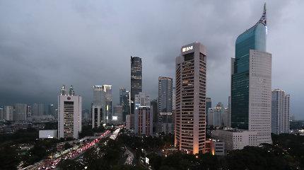 Indonezija ir JAE pasirašė 23 mlrd. JAV dolerių vertės investicinių susitarimų