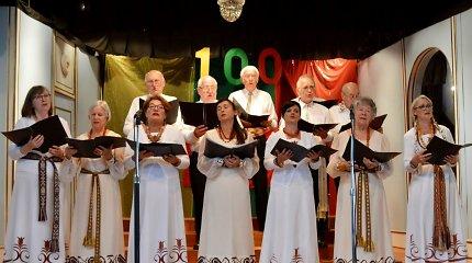 Adelaidės lietuviai Šimtmečio proga padovanojo Lietuvai išskirtinę dovaną