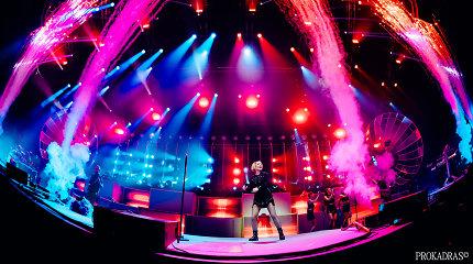 Vienintelį koncertą vasarą Džordana Butkutė surengs Klaipėdoje – laukia geriausių dainų šou