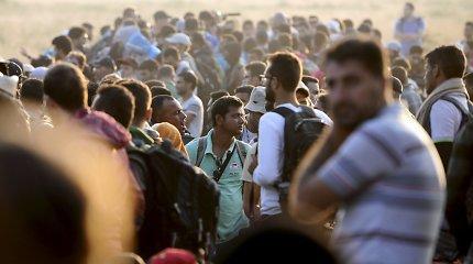 ES ministrai spalį tarsis dėl migrantų krizės