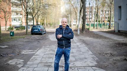 D.Dargis ir jo naujausia knyga: istorija apie paskutinę ir vieną žiauriausių gaujų Lietuvoje
