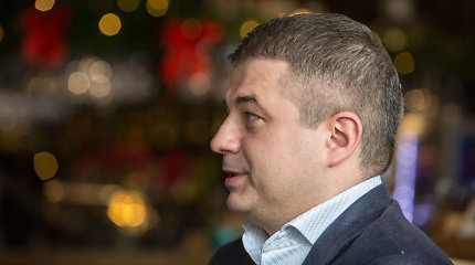"""G.Žiemelis praskleidė savo krepšinio planus Vilniuje: Eurolyga ir rimta atsvara """"Rytui"""""""