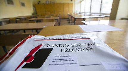 Brandos egzaminai per karantiną: dar daugiau taisyklių mokytojams ir mokiniams