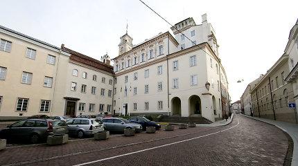 Šiaulių universiteto prijungimą prie Vilniaus universiteto tikimasi pabaigti šiemet