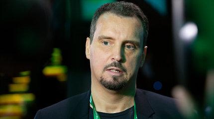 Volodymyras Zelenskis Aivarą Abromavičių paskyrė į naujas pareigas