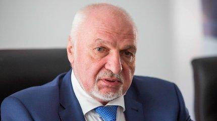 Valentinas Mazuronis: Nelikime abejingi tūkstantmečio vagystei – neleiskime išdalinti ir sunaikinti Lietuvos miškų