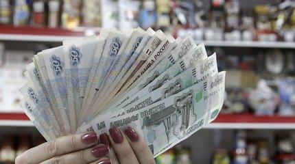 Rusija pernai pritraukė ketvirtadaliu mažiau tiesioginių užsienio investicijų