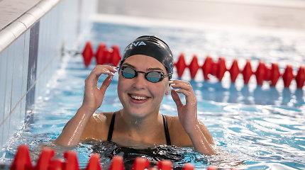 """Duris oficialiai atvėrė PPC """"Ozas"""" įrengtas mokymo plaukti baseinas """"Plaukimo šeima"""""""
