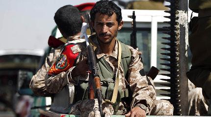 Saudo Arabijos koalicija: Jemene nukauti dar mažiausiai 134 sukilėliai