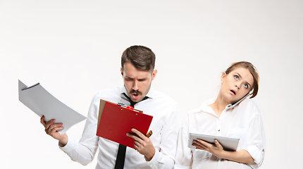 Kalbos inspekcija nenori leisti įmonėms registruoti pavadinimų nepasikonsultavus