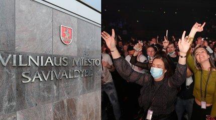 Grandioziniu turėjusį tapti eksperimentą aptemdė melas Vilniaus savivaldybei?