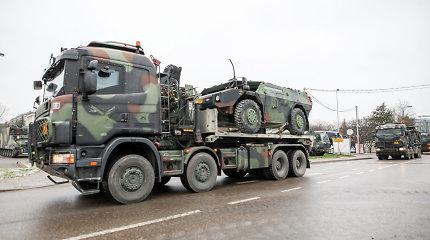 Lietuvos kariuomenėje – Logistikos batalionas