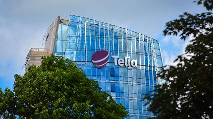 """""""Telia Lietuva"""" prisijungs antrinę klientų aptarnavimo įmonę"""