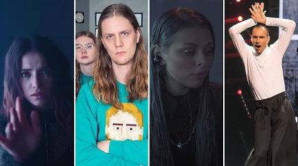 """Pamatykite ir įvertinkite: internautų išrinktas geriausių šių metų """"Eurovizijos"""" pasirodymų TOP 10"""