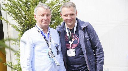 """Buvęs susisiekimo ministras R.Sinkevičius: """"Su """"MG Baltic"""" atstovais kalbėdavausi tik apie Utenos kelią"""""""