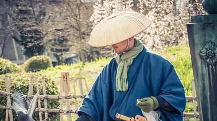 Budistas ir šintoistas vienu metu – kodėl japonai nemato bėdos iškart išpažinti kelias religijas?
