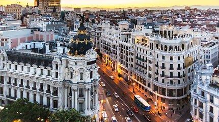 Viešbučių užimtumas Ispanijoje balandį – nulinis