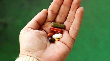 Vaistininkai kritikuoja SAM sprendimą riboti vaistų pardavimą per karantiną