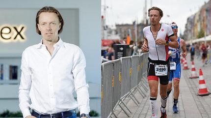 A.Jurskis metė sau iššūkį: per gimtadienį bėgs tiek kilometrų, kiek sukaks metų