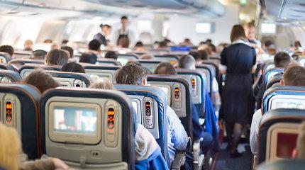 Kodėl kai kuriuose lėktuvuose nėra 13, 14 ir 17 eilių