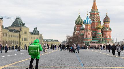 Rusijos ekonomikos ministerija pablogino BVP prognozes