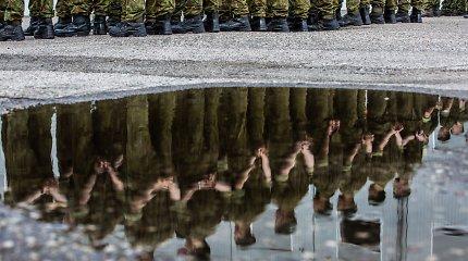Policija pradėjo tyrimus dėl 4 jaunuolių, bandžiusių išvengti tarnybos kariuomenėje