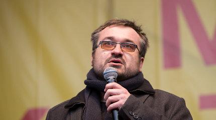 Duomenų apsaugos inspekcija pradėjo tyrimą dėl žurnalisto Š.Černiausko