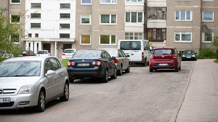 Automobilį kieme apgadino kaimynas – kas kaltas dėl eismo įvykio?